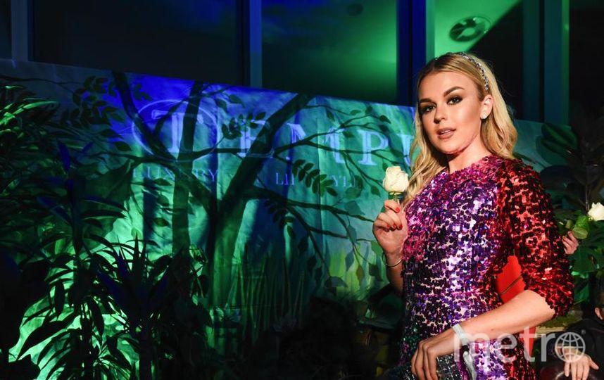 BRIT Awards 2018. Талия Сторм. Фото Getty
