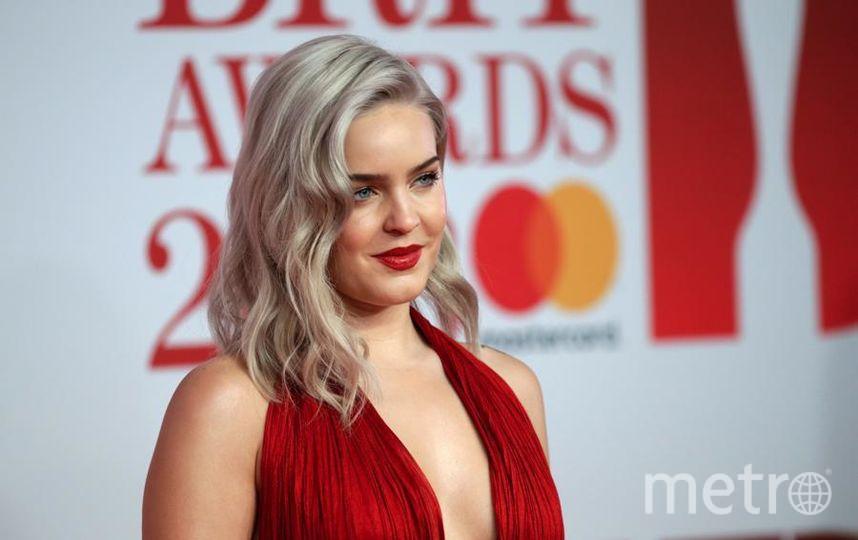 BRIT Awards 2018. Энн-Мари. Фото Getty