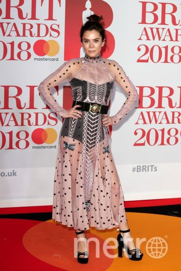 BRIT Awards 2018. Анна Фрил. Фото Getty