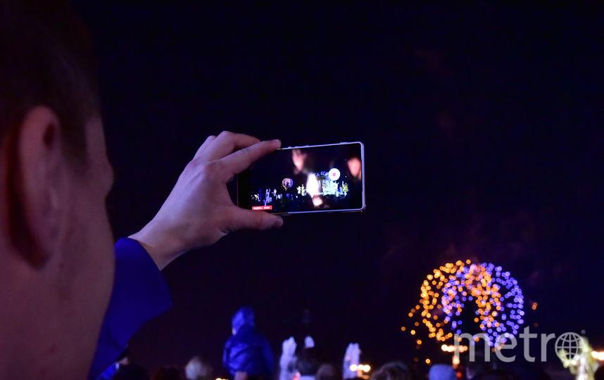 В честь Дня защитника отечества москвичей ждёт праздничный салют. Фото Василий Кузьмичёнок