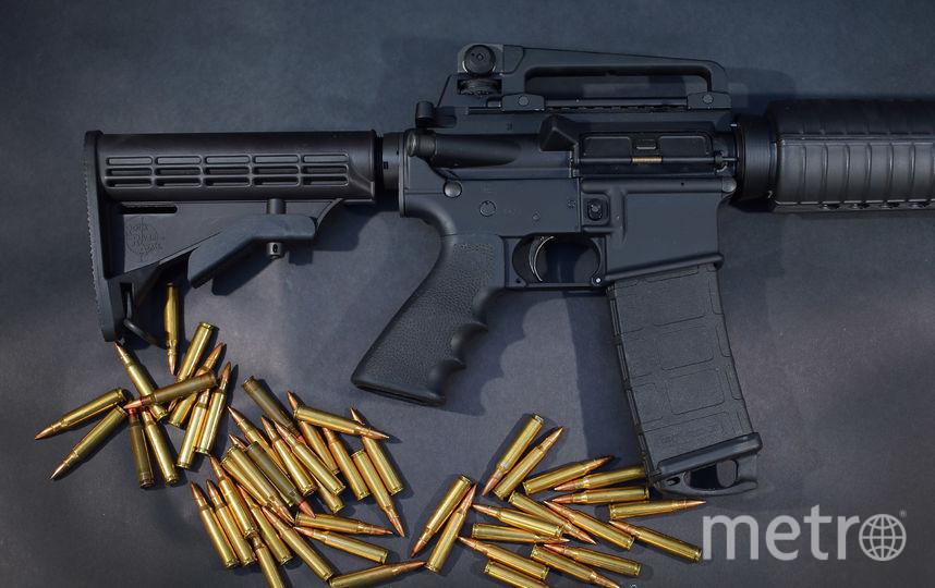 Оружие. Фото Getty