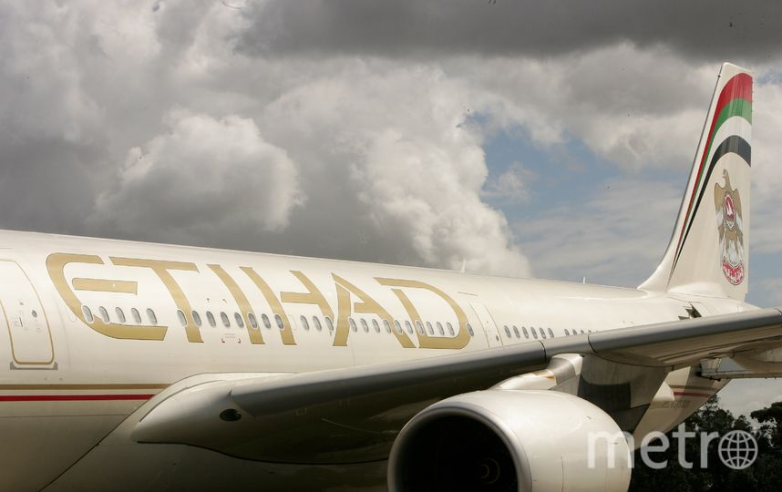 Etihad Airways. Фото Getty