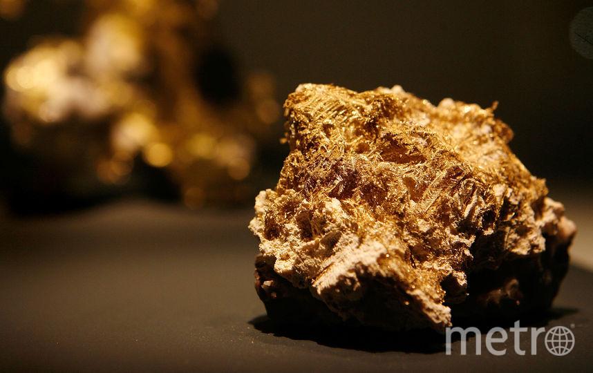 На Камчатке обнаружены новые минералы из золота. Фото Getty