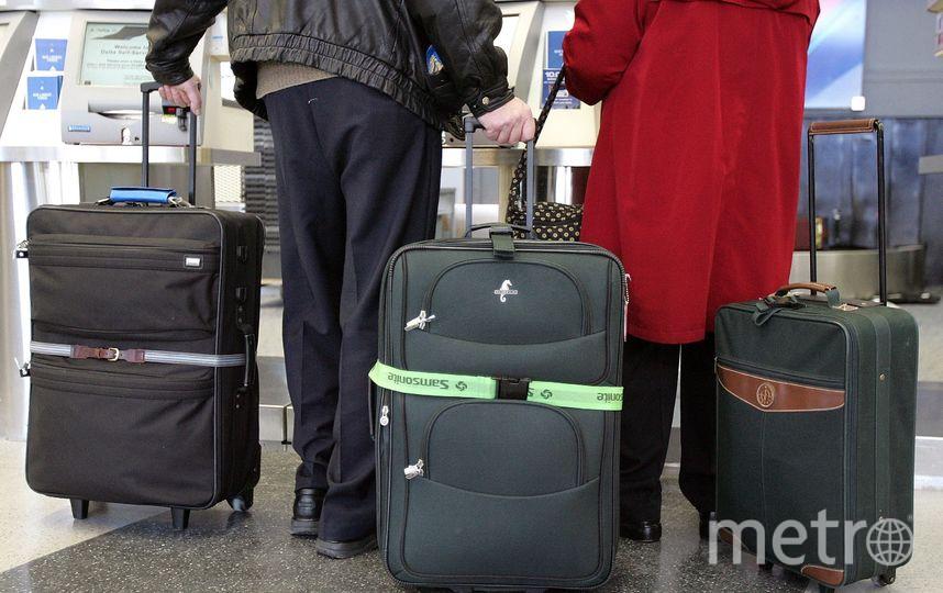 Туристы. Фото Getty