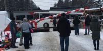 Водителя автобуса, который спас 15 человек в ДТП с