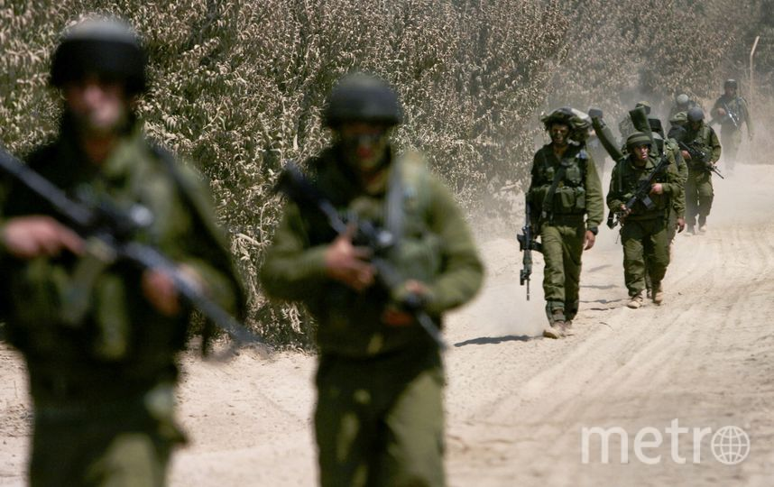 Армия обороны Израиля. Фото Getty