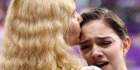 Слёзы Медведевой: как двукратная чемпионка мира уступила золото Олимпиады Загитовой