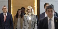 Дочь президента США Иванка Трамп прибыла с визитом в Южную Корею