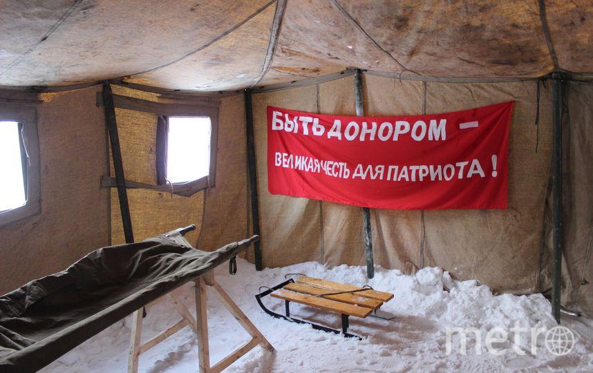 """Быт военных лет. Фото Дарья Есенина., """"Metro"""""""