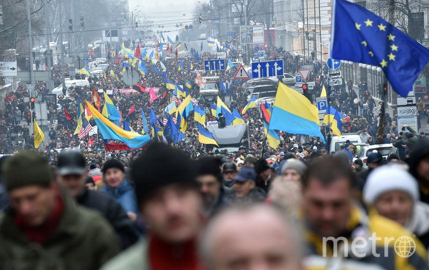 Ситуация на Украине продолжает оставаться напряжённой. Фото AFP