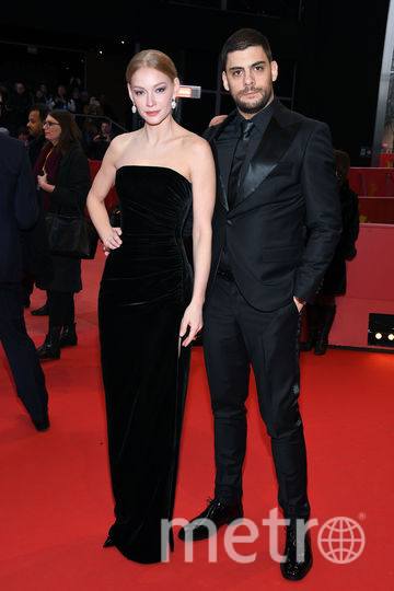 Светлана Ходченкова и Милан Марич на Берлинале. Фото Getty