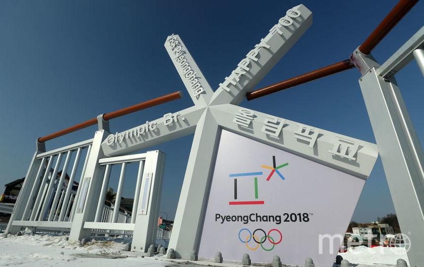 Для команды из России церемония закрытия пройдет так же, как и церемония открытия - спортсмены пройдут под нейтральным флагом, который понесет волонтер. Фото Getty