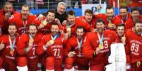 Хоккеисты и болельщики исполнили гимн РФ на Олимпийских играх (видео)