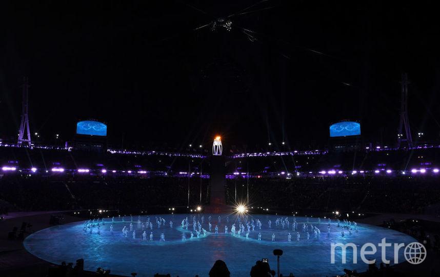 Первые фото церемонии закрытия Олимпийских игр - 2018: самые яркие моменты. Фото Getty