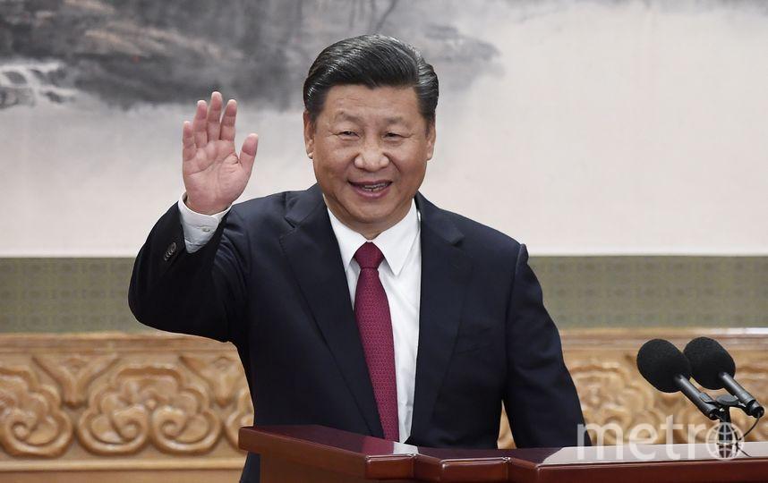 Си Цзиньпин. Фото AFP