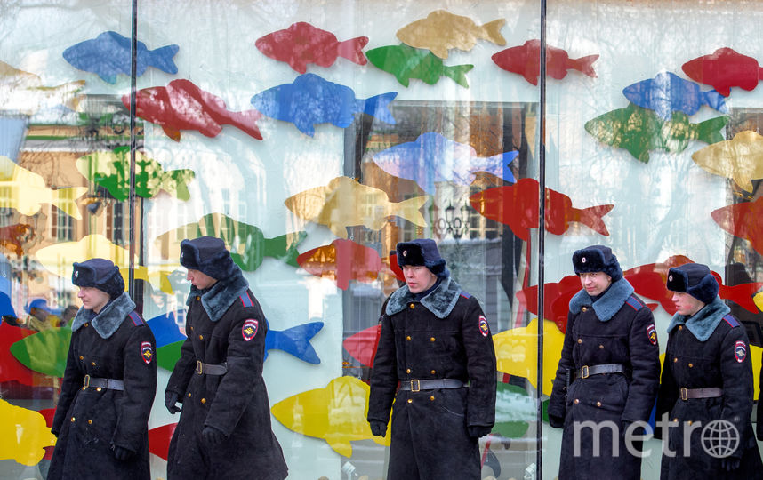 Марш Немцова. Фото AFP