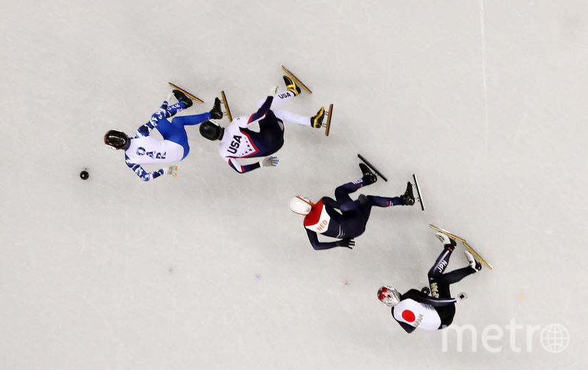 Семен Елистратов принес первую медаль в общем зачете. Фото Getty