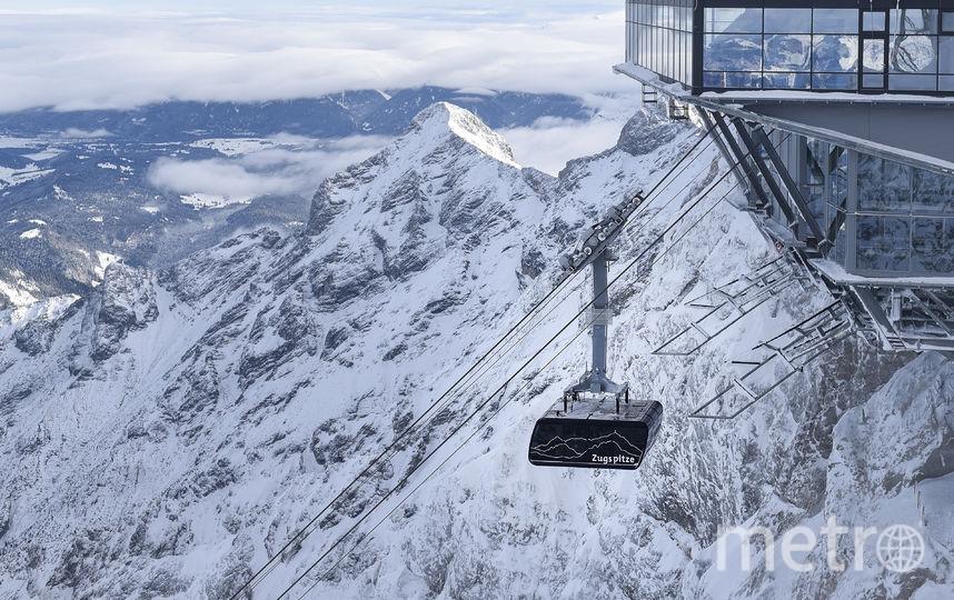 Альпы. Фото AFP