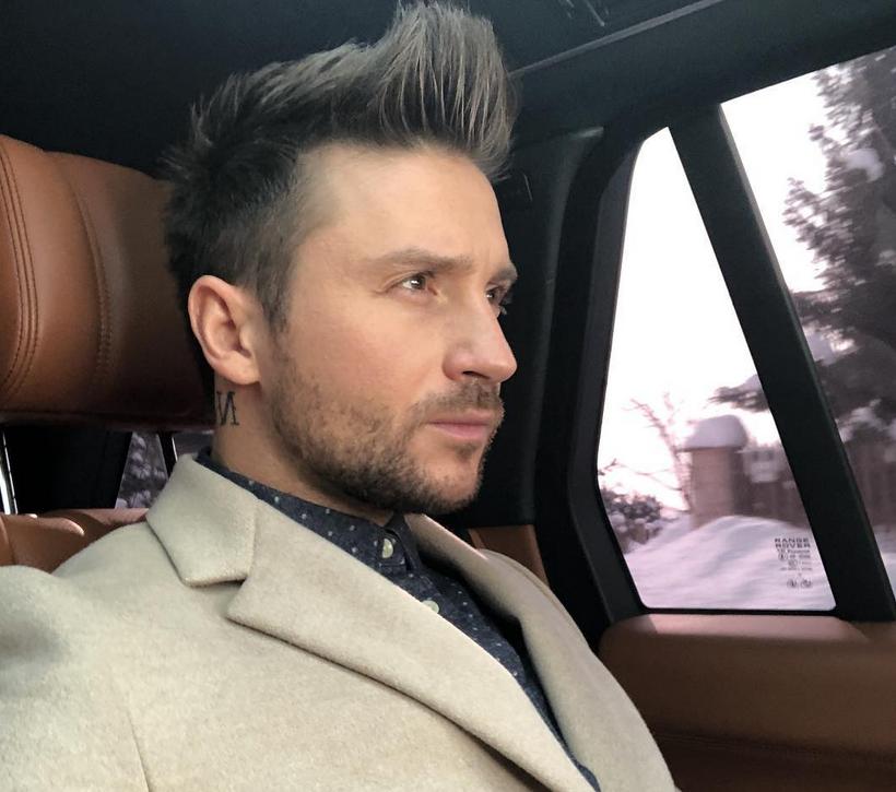 Сергей Лазарев, фотоархив. Фото Скриншот https://www.instagram.com/lazarevsergey/