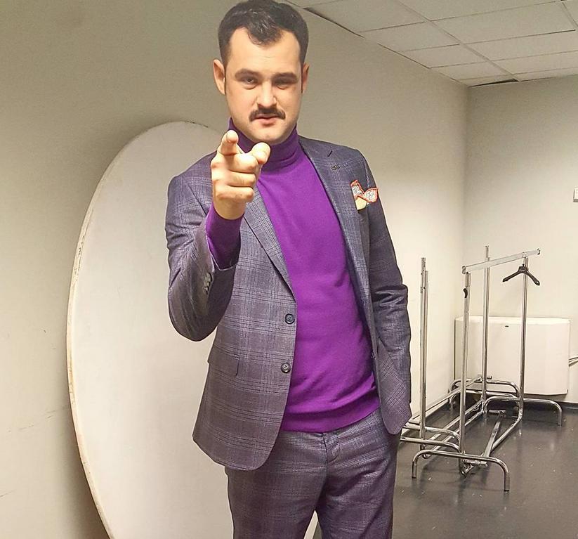 Андрей Скороход, фотоархив. Фото Скриншот instagram.com/andreiskorohod/