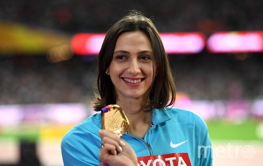 Двукратная чемпионка мира Мария Ласицкене. Фото Getty