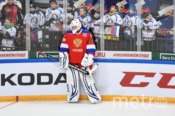 ВАСИЛИЙ КОШЕЧКИН. Фото РИА Новости