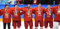 МОК отреагировал на пение гимна российскими хоккеистами