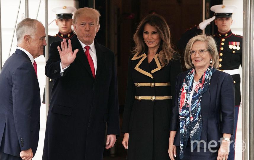 Встреча в Белом доме прошла 23 февраля. Фото Getty