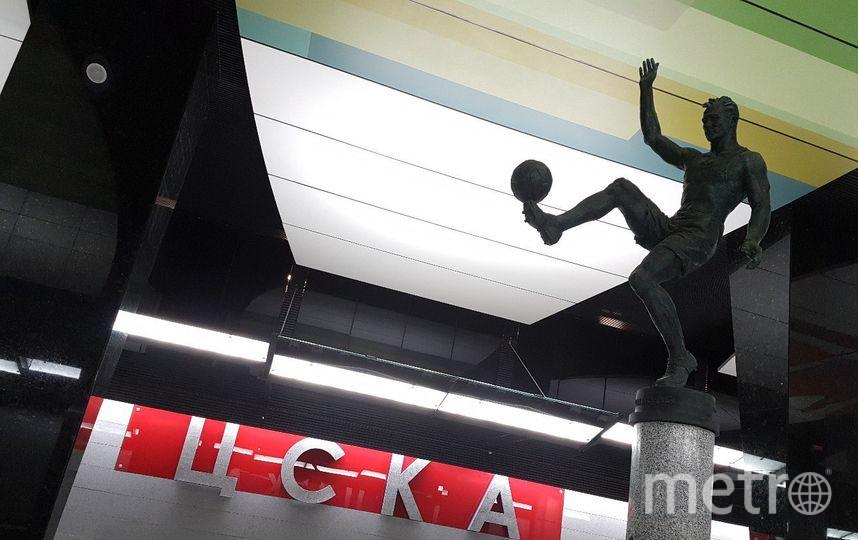 Большая Кольцевая линия метро открылась в Москве. Фото Василий Кузьмичёнок
