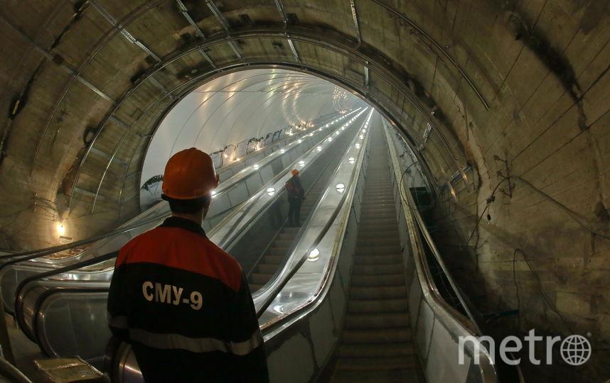 Появление новых станций метро поднимет стоимость недвижимости. Фото Интерпресс