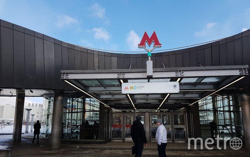 В Москве заработала Большая Кольцевая линия. Фото Василий Кузьмичёнок