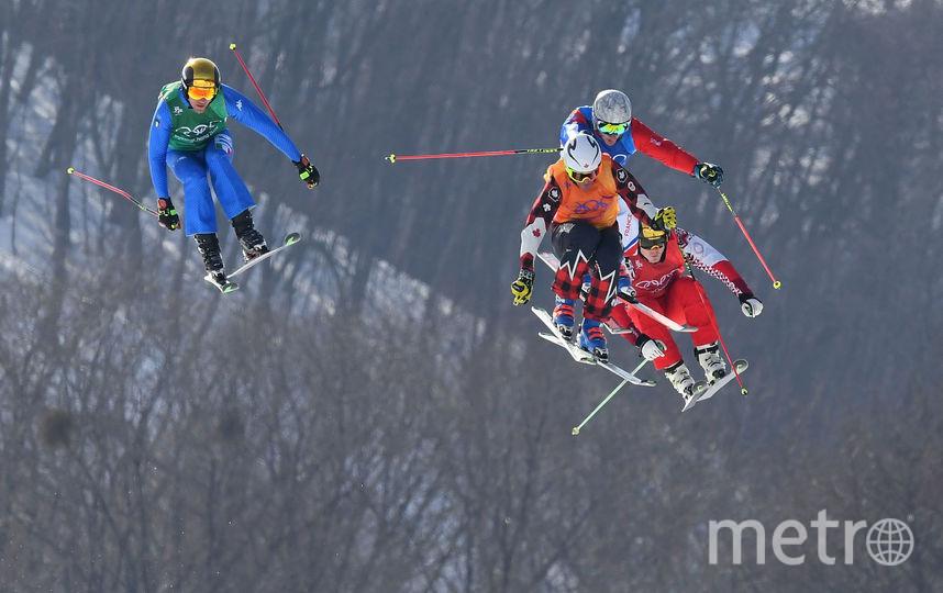 Сергей Ридзик на Олимпиаде. Фото Getty