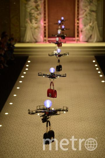 Показ Dolce & Gabbana на неделе моды в Милане. Фото AFP