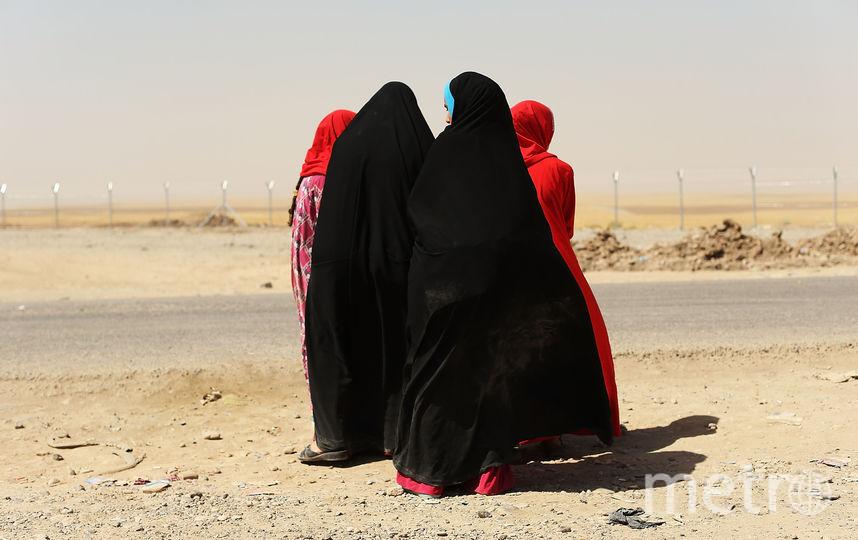 16 жён боевиков приговорили к смертной казни. Фото Getty