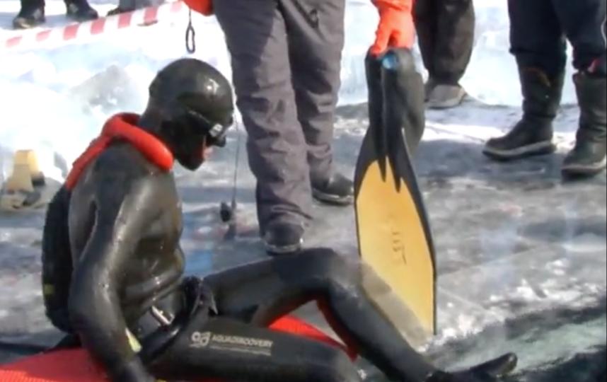 Скриншот из видео. Фото Новости АС Байкал ТВ | vk.com