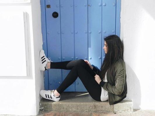 Фэшн-блогер Marisol. Фото www.instagram.com/marisolvmoreno