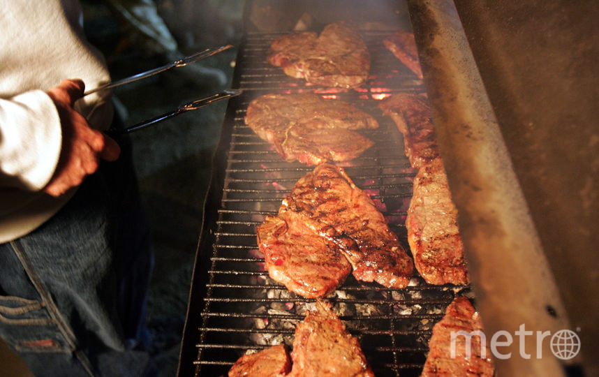 Мясо. Фото Getty