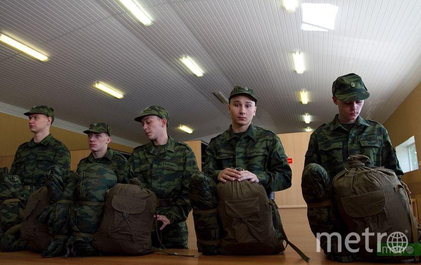 """Призывники. Фото Василий Кузьмичёнок, """"Metro"""""""