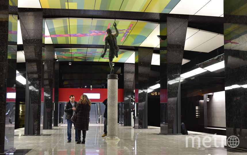 "ЦСКА. Фото Василий Кузьмичёнок, ""Metro"""