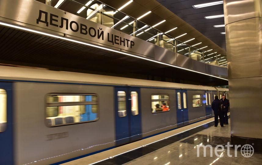 """Деловой центр. Фото Василий Кузьмичёнок, """"Metro"""""""