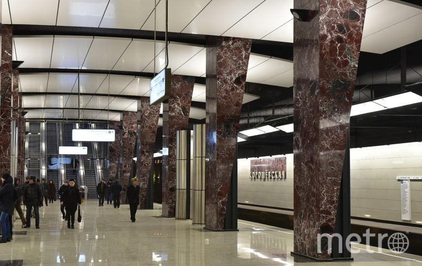 """Хорошёвская. Фото Василий Кузьмичёнок, """"Metro"""""""