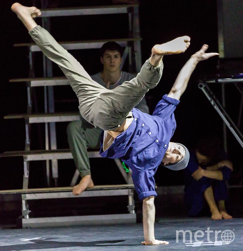 Ринат Миннекаев. Фото пресс-служба Московского театра мюзикла