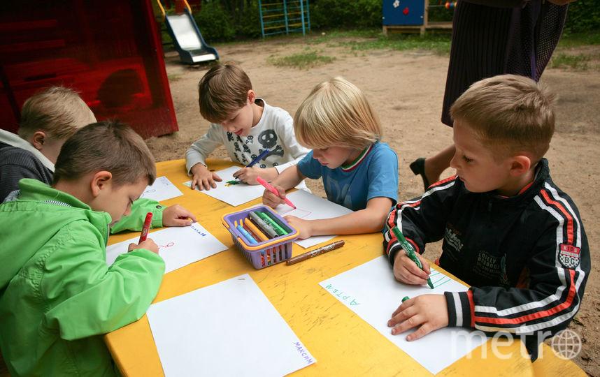 На восьми вокзалах Москвы появились детские площадки. Фото Василий Кузьмичёнок