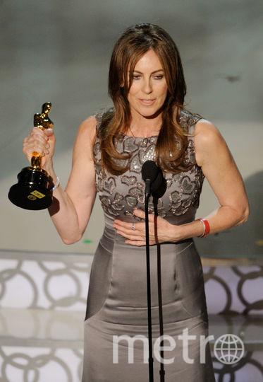Кэтрин Бигелоу получила награду как лучший режиссер в 2010 году. Фото Getty