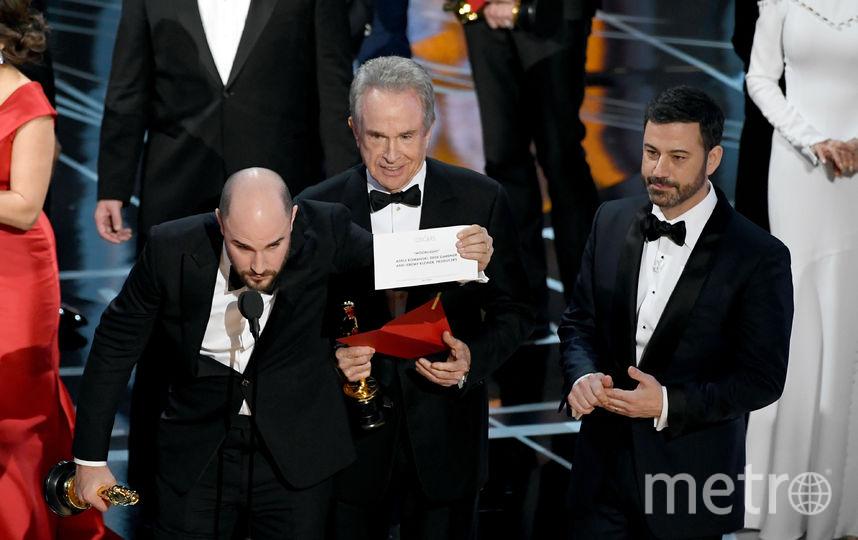 Лучший фильм в 2017-м - Ла Ла Лэнд. Фото Getty