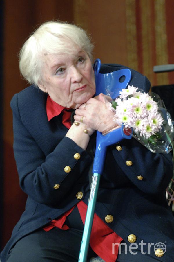 Татьяна Карпова. Фото РИА Новости