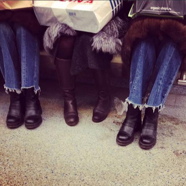 """""""В глазах что ли двоится?"""" Фото Скриншот instagram.com/margoshika/"""