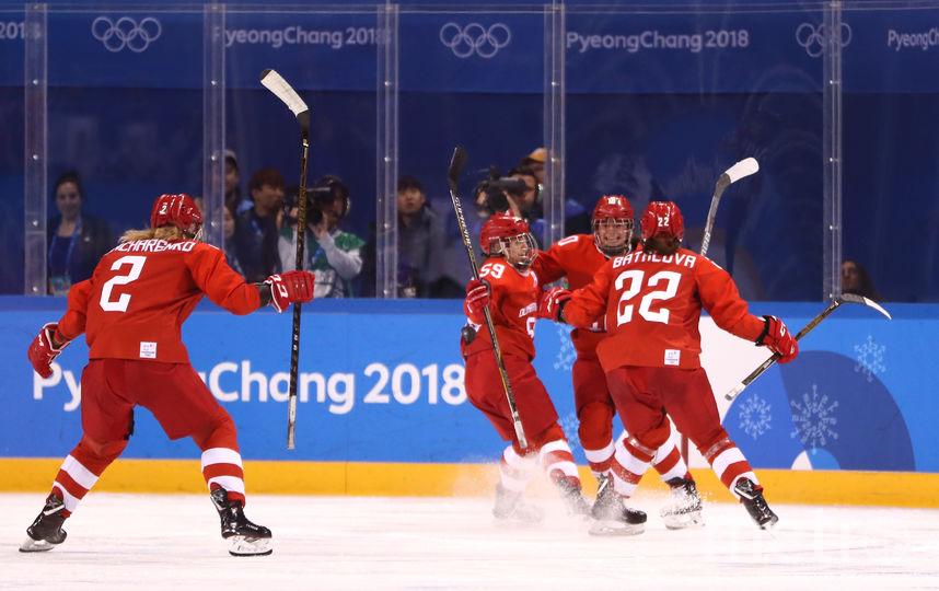 Среди мужчин наибольшей популярностью в приложении во время игр пользовались бобслеисты, хоккеисты, сноубордисты, горнолыжники и скелетонисты. Фото Getty