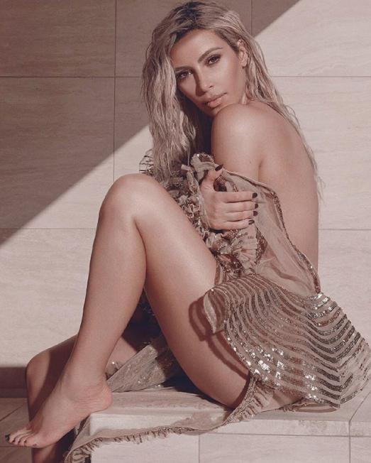 Ким Кардашьян-Уэст. Фото Instagram @kimkardashian