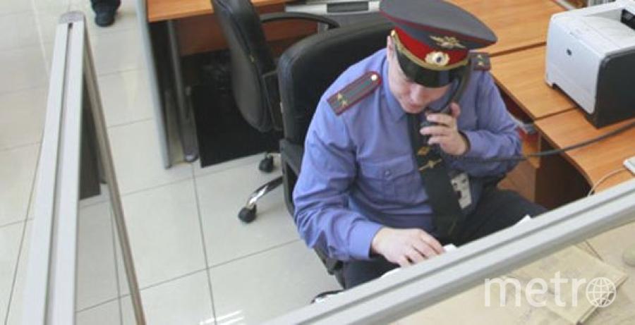 Дружинники по мере сил помогают полиции поддерживать порядок в Петербурге. Фото Getty